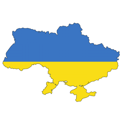 Ukraine Flag Transparent PNG Images
