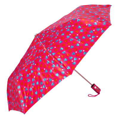 Umbrella Pink Pattern Image PNG Images