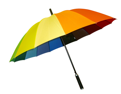 Orange Umbrella Download PNG Images