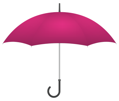Pink Umbrella HD Image PNG Images