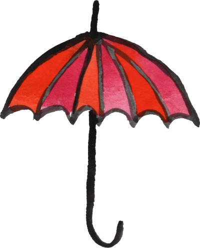 Umbrella Clipart Transparent PNG Images