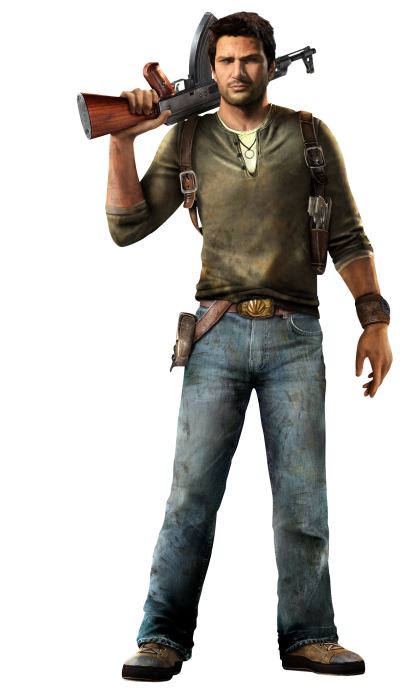 Transparent Uncharted Background