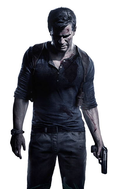 Uncharted Cut Out PNG Images