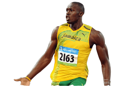 Usain Bolt Shock Face Free Download