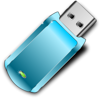 Silver Usb Flash Clipart Transparent PNG Images