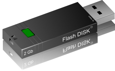 Usb Flash Simple image PNG Images