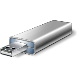 Metallic Usb Flash image PNG Images