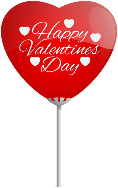 Heart Balloon Valentines Day Transparent Clipart Download PNG Images