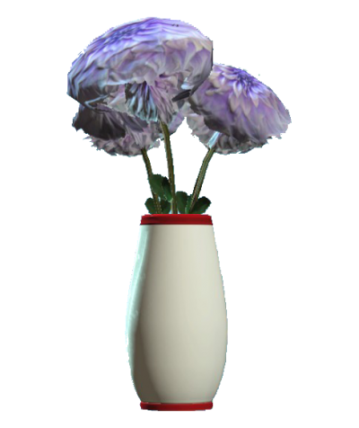Purple Rosa Vase Png Transparent Images
