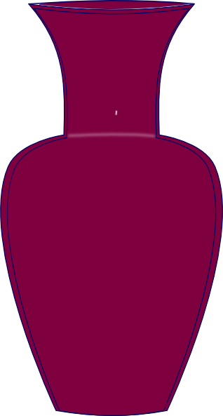 Purple Vase Clipart At Png