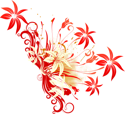 Flower Vector Png PNG Images