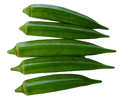 Okra Vegetable Photos