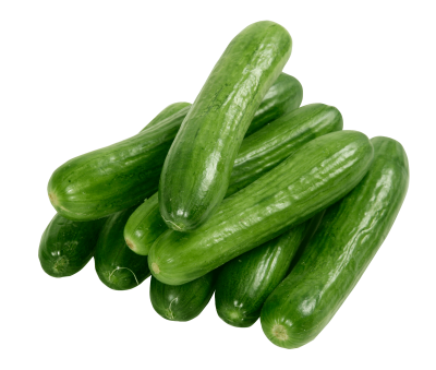 Cucumber Vegetable Transparent Picture