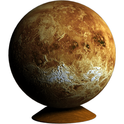 Planet Venus Png Transparent   Pics About Space