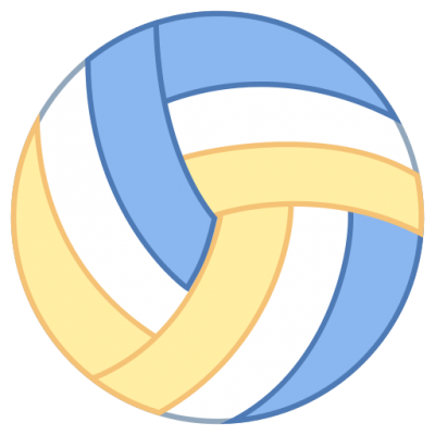 Volleyball Clipart Photos PNG Images