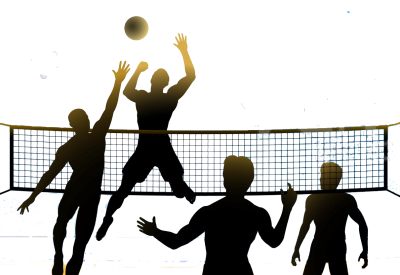 Volleyball Icon Clipart PNG Images