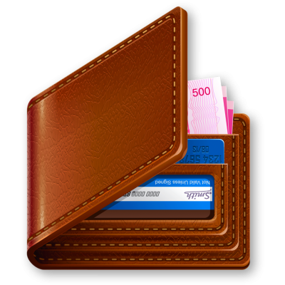 Brown Wallet Png PNG Images