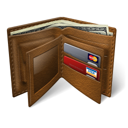 Money And Wallet Picture PNG Images