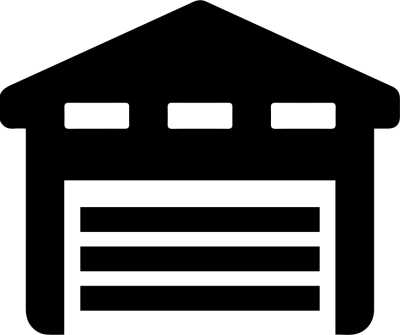 Warehouse Simple PNG Images