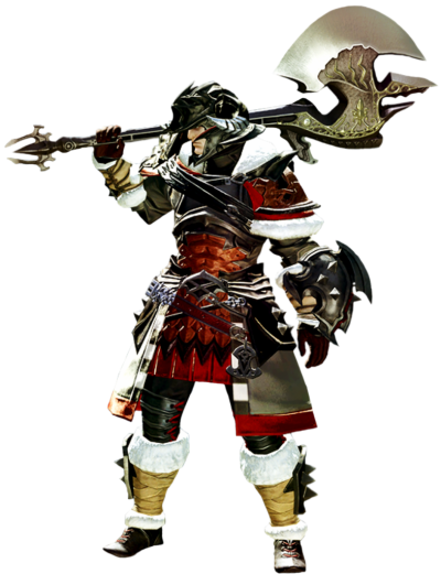 Warrior Transparent Image
