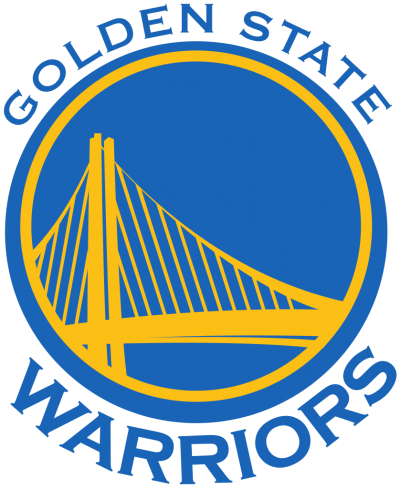 Golden State Warrior Logo Icon PNG Images