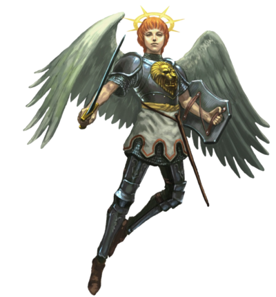 Angel Warrior Clipart File PNG Images