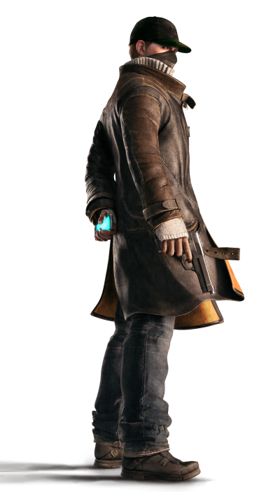 Clipart Transparent Watch Dogs PNG Images