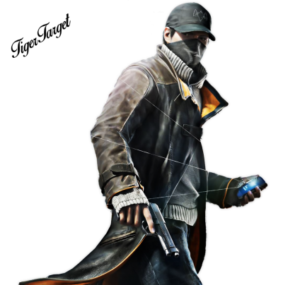 Watch Dogs Free Download PNG Images