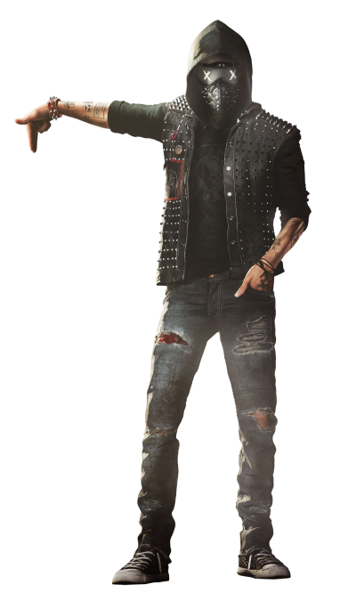 Watch Dogs Free Download Transparent 17 PNG Images