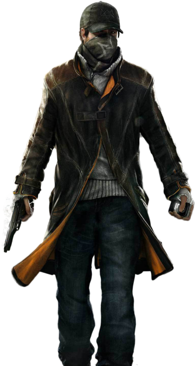 Watch Dogs Free Transparent Png 13 PNG Images