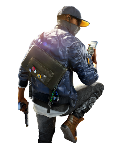 Watch Dogs Free Transparent Png PNG Images