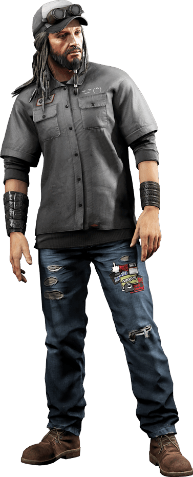 Watch Dogs High Quality PNG 12 PNG Images