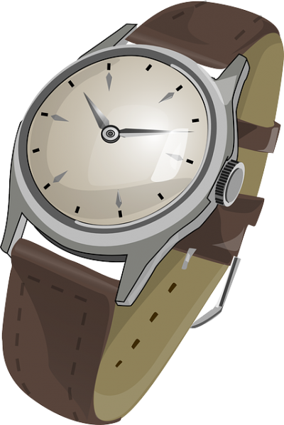 Silver Watch Coffie Png Pictures PNG Images