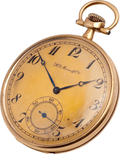 Classic Watch Transparent Background PNG Images