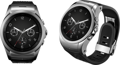 Tech Watch Silver Clock Picture PNG Images