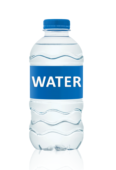Water Bottle Vector PNG Images
