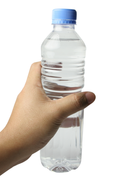 Water Bottle On Hands Photos PNG Images