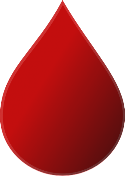 Red Water Drop Clip Art PNG Images