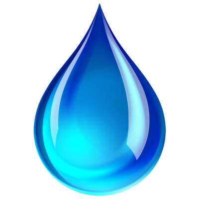 Water Drop Simple PNG Images
