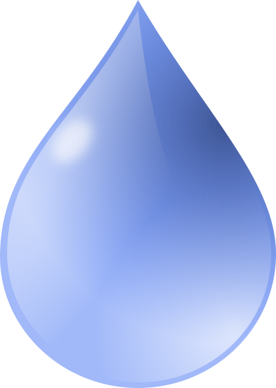 Transparent Water Drops PNG Images