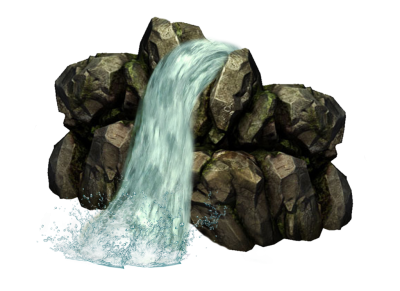 Waterfall Picture PNG Images