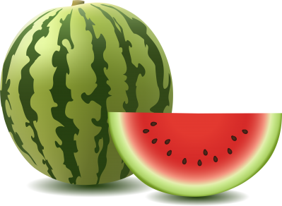 Watermelon High Quality Transparent PNG Images