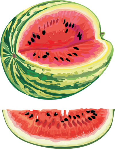 Watermelon Transparent Background PNG Images