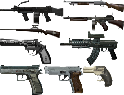 Weapon Photos PNG Images