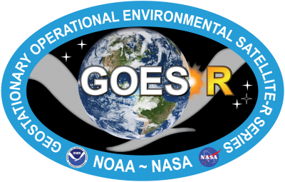 Goes R Logos Weather Satellite Png PNG Images
