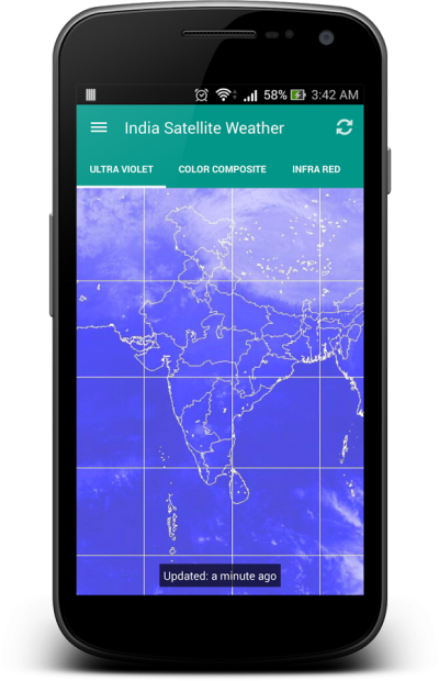 Phone Weather Satellite Png