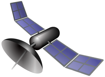 Spacecraft, Weather Satellite Png