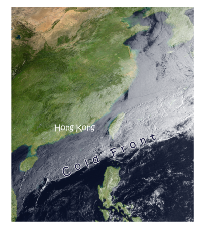 Weather Satellite Image Pictures