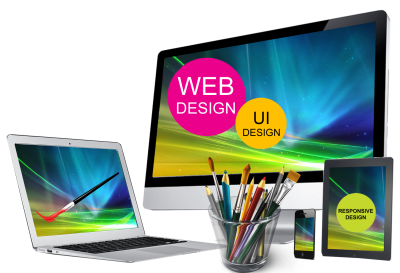 HD Photo Web Design Png PNG Images