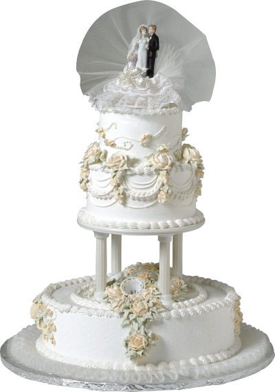 Beautiful Wedding Cake Photo